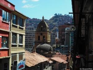 Boliwia La Paz 01