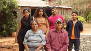 Paragwaj mieszkańcy