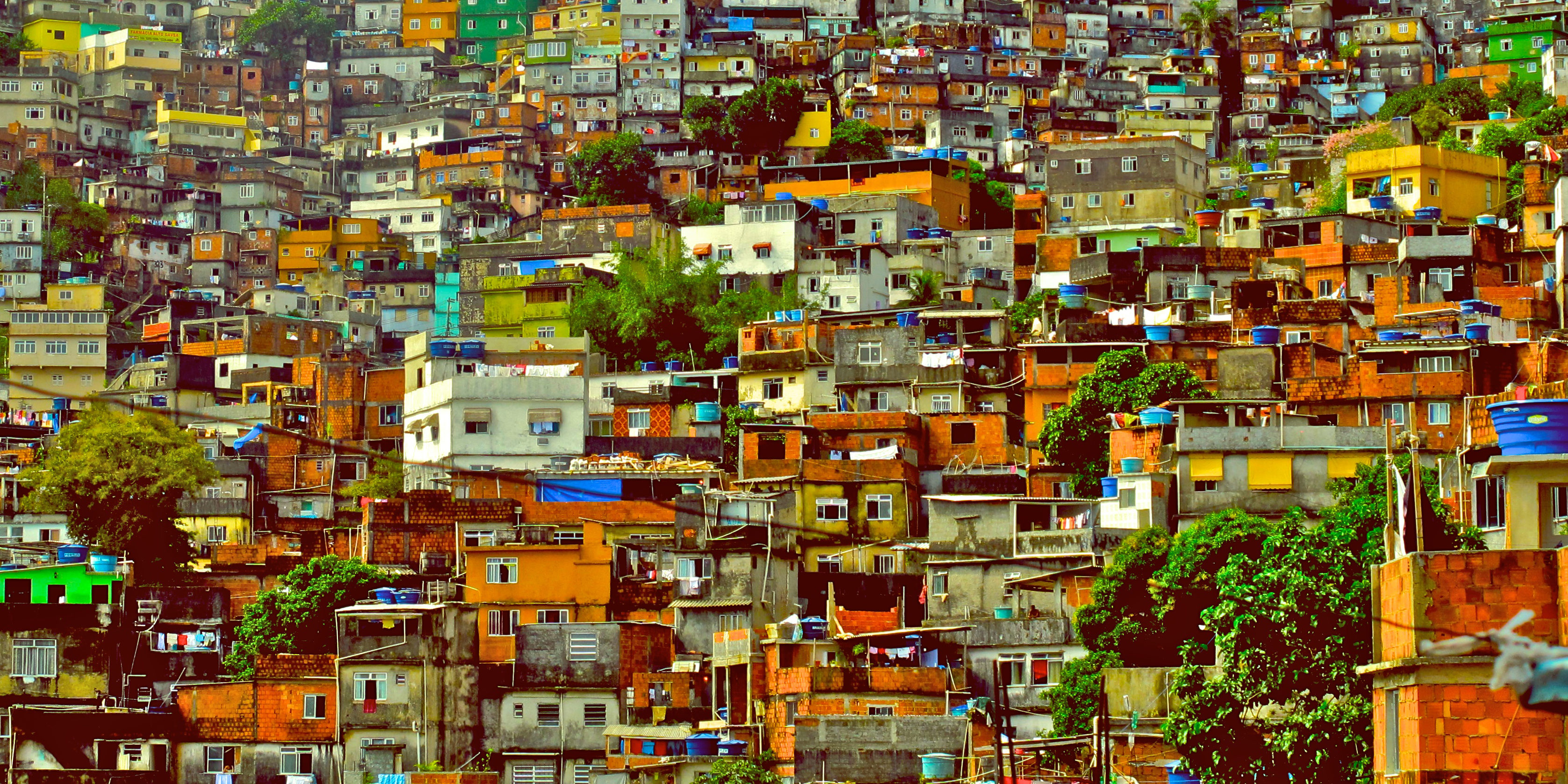 brazylia - favele