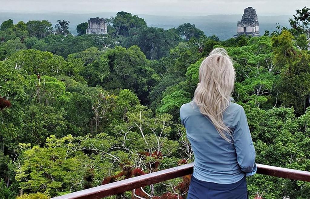 święte jezioro, dżungla i kakao